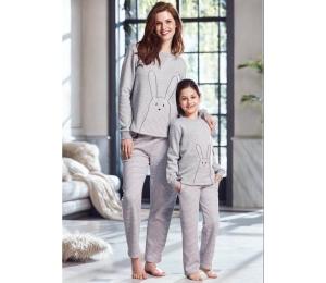 Anne Kız Pijama
