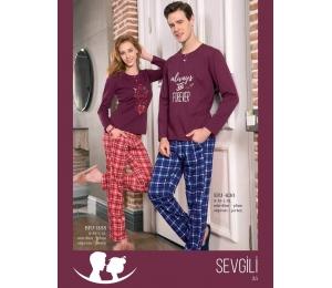 Çiftlere Özel Pijama