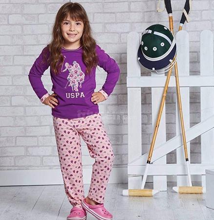 Kız Çocuk Pijama