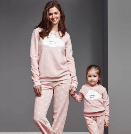 Polar Pijama Takım